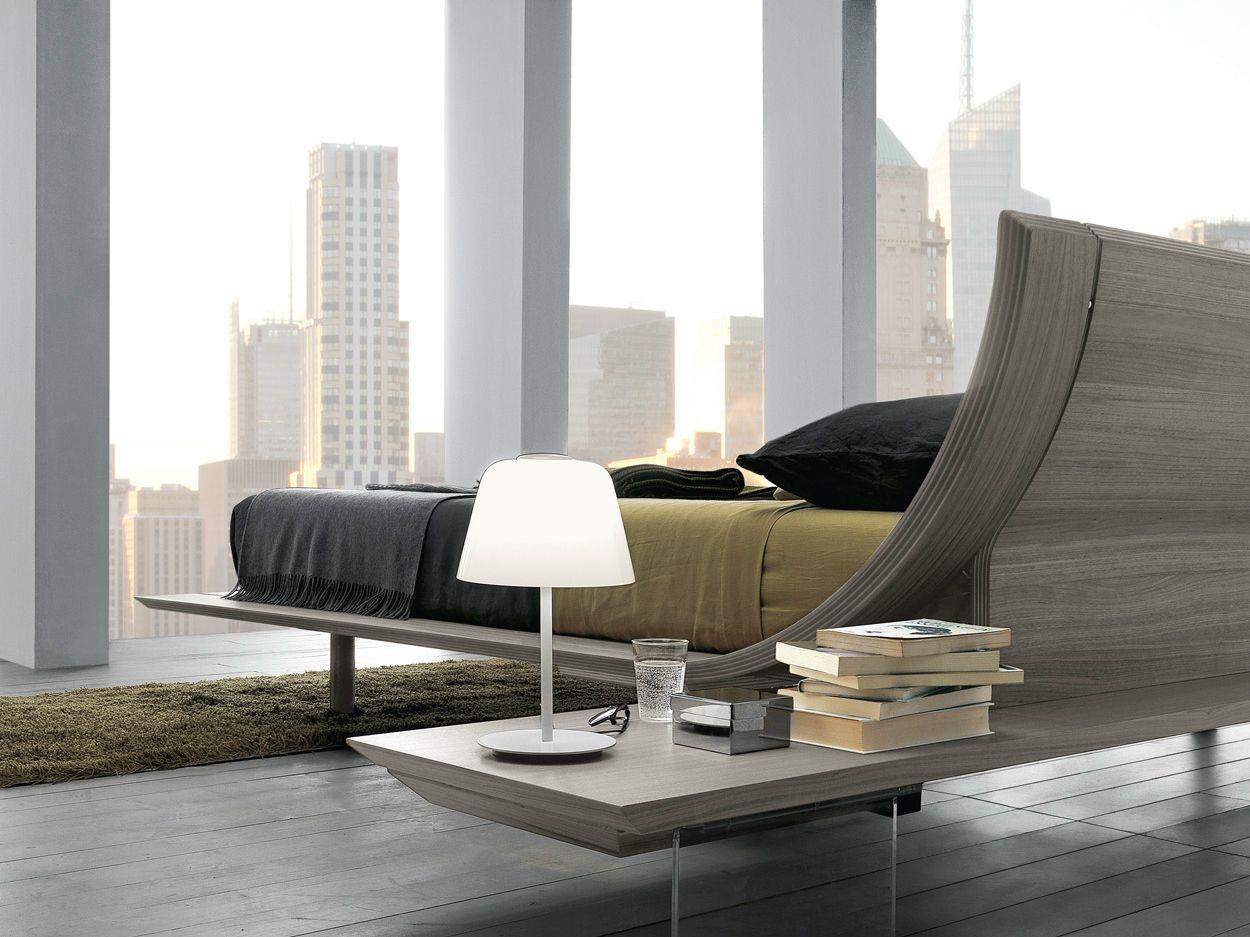 Aqua letto in rovere by presotto industrie mobili design for Presotto mobili