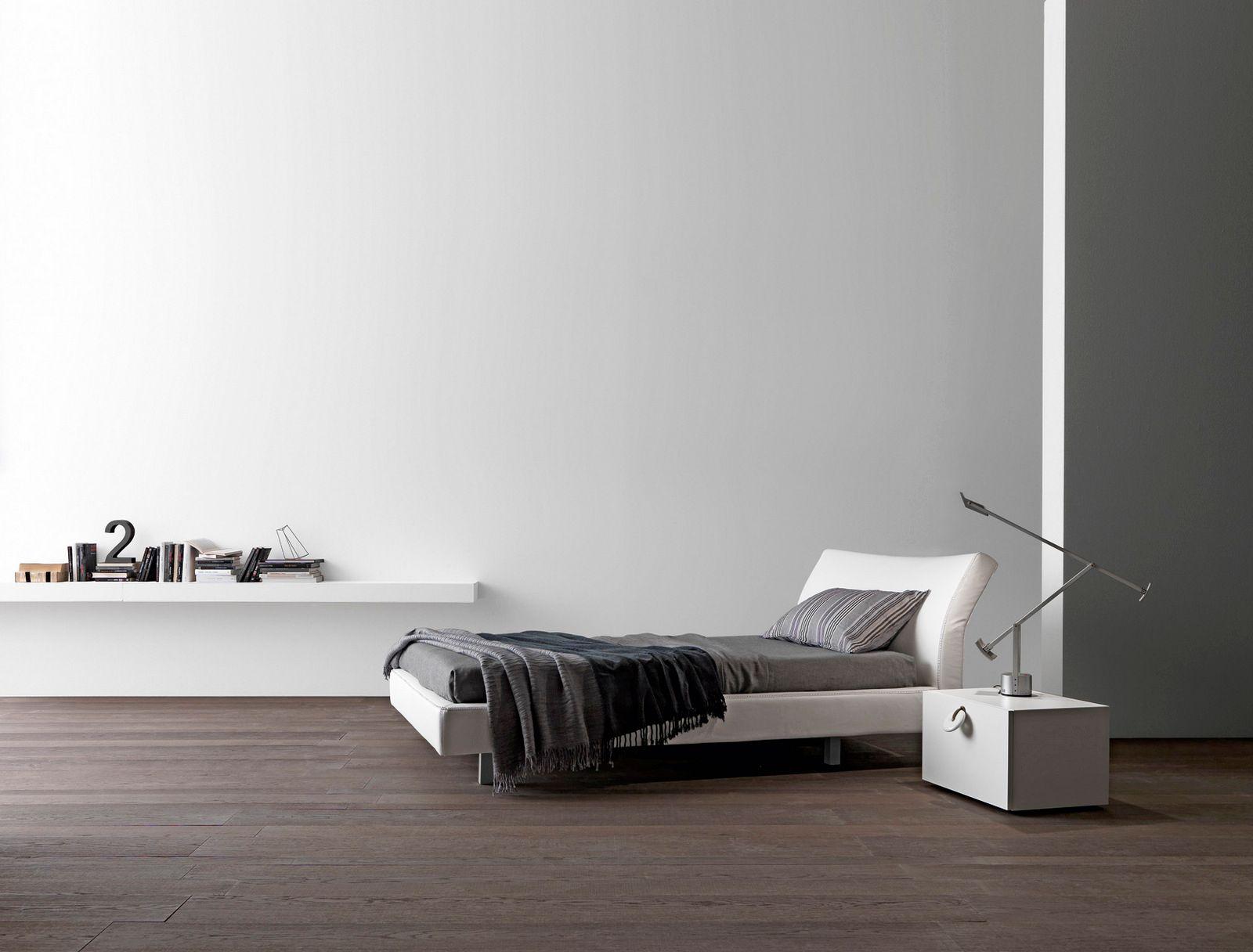 Reflex letto singolo by presotto industrie mobili design pierangelo sciuto - Camera letto singolo ...