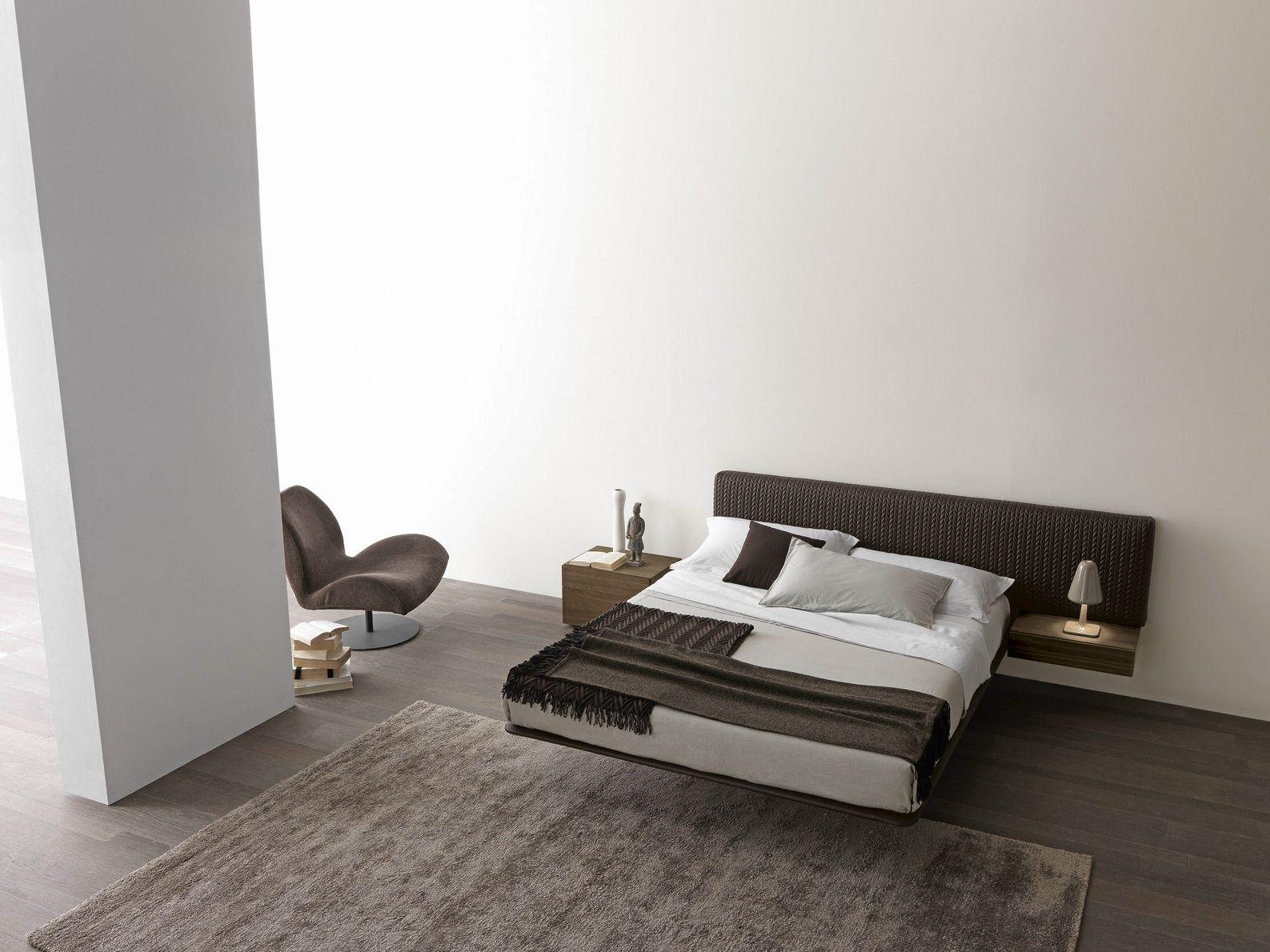 Wing system letto matrimoniale by presotto industrie - Testiera letto design ...