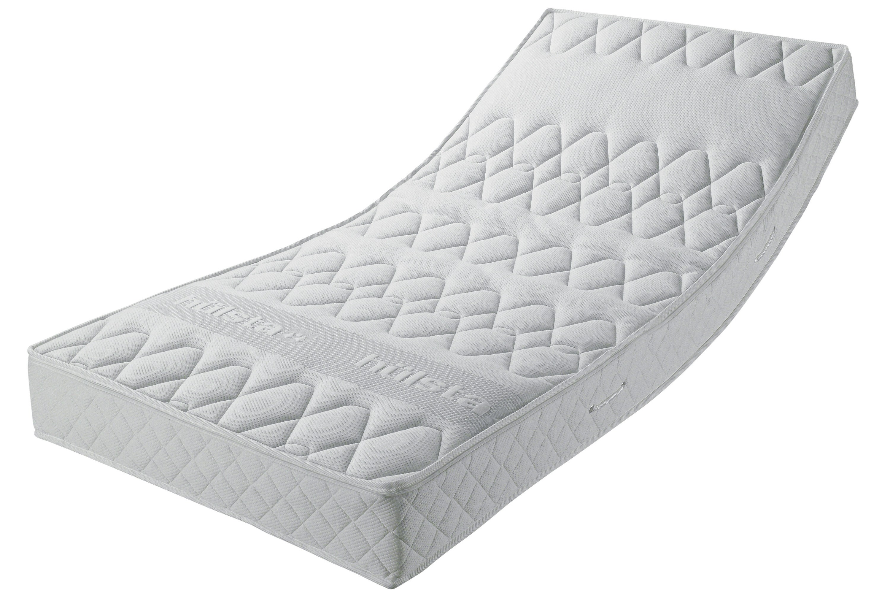 Polyurethane Foam Mattress : Packed springs polyurethane foam mattress top point
