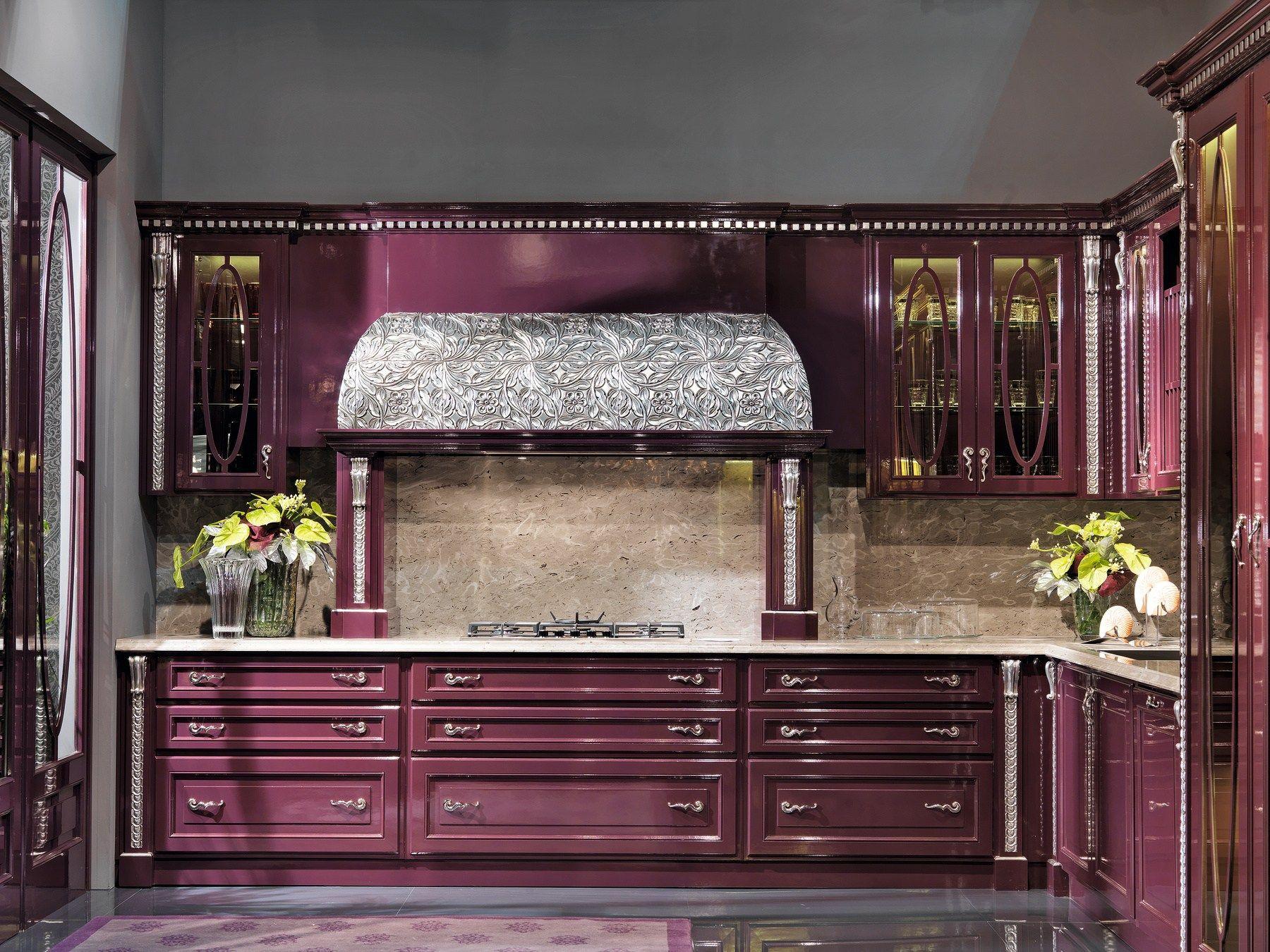 Cucina Laccata In Stile Classico PRECIOUS Cucina Lineare Bizzotto #887743 1800 1350 Stile Classico Cucina