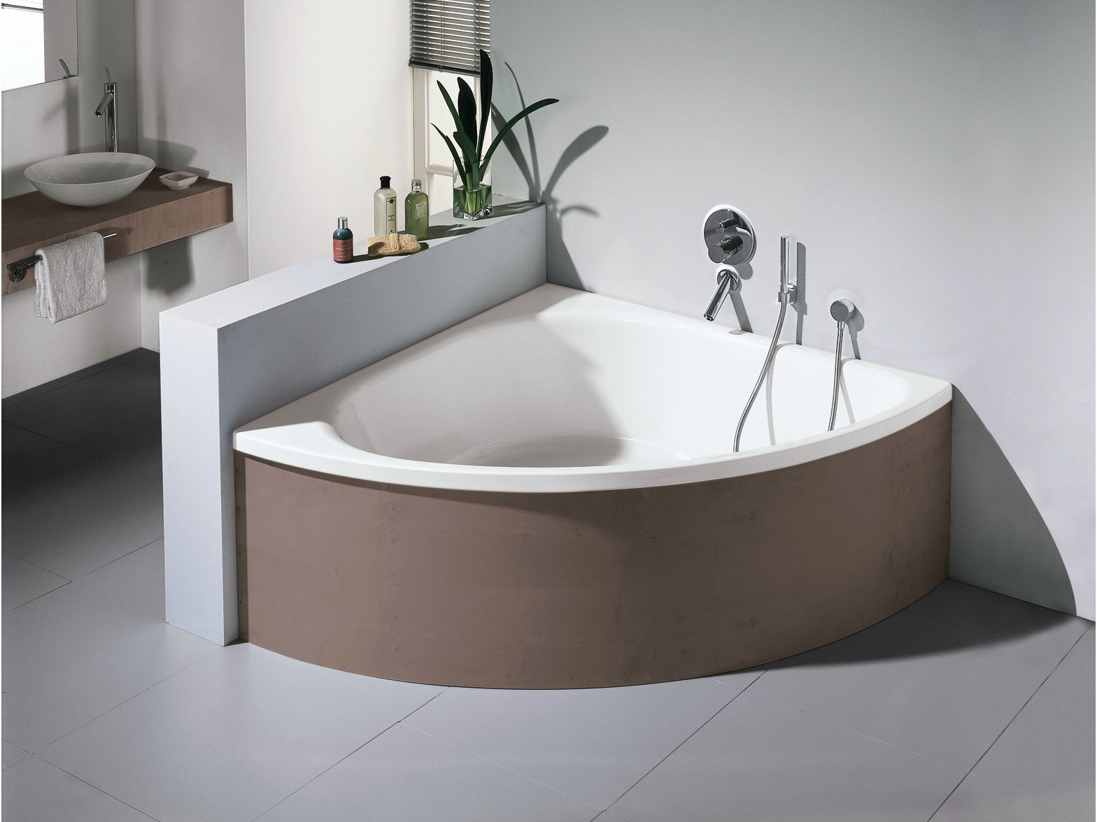 Good vasca da bagno in acciaio smaltato bettelux oval iv - Vasca da bagno piccola misure ...