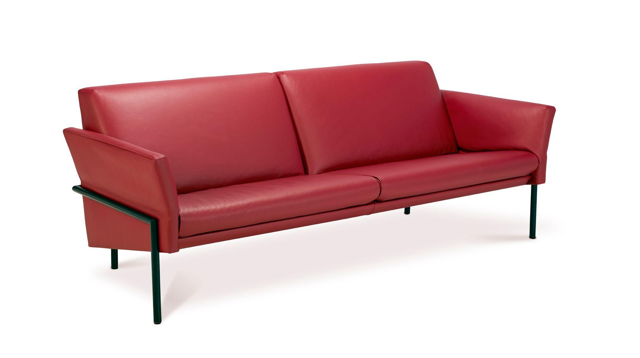 tosca leather sofa by jori design jean pierre audebert. Black Bedroom Furniture Sets. Home Design Ideas