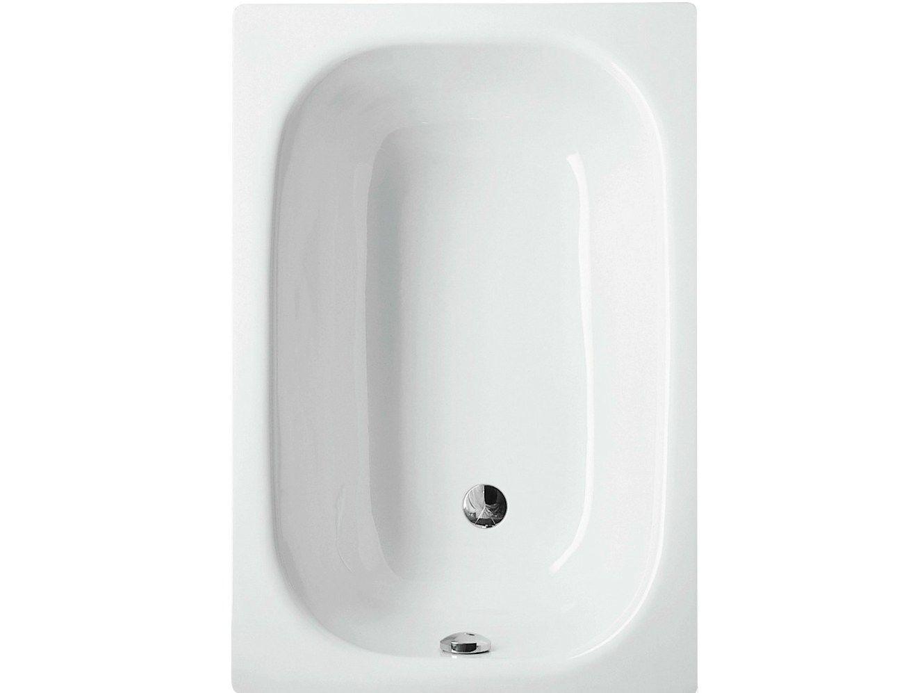 Vasca da bagno in acciaio smaltato da incasso labette by bette - Vasche da bagno in acciaio smaltato ...