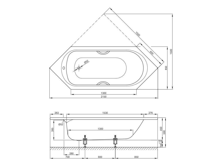 PostaPlan.com = Badewanne Oval Einbau ~ Badewanne Design ... | {Sechseck badewanne einbauen 13}