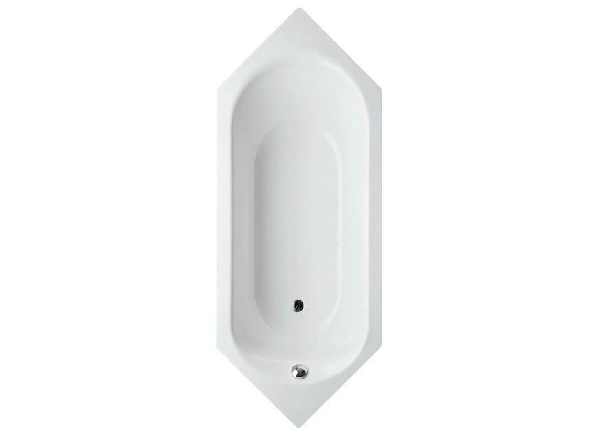 Bettepur sechseck badewanne by bette design schmiddem design for Badewannen hersteller liste