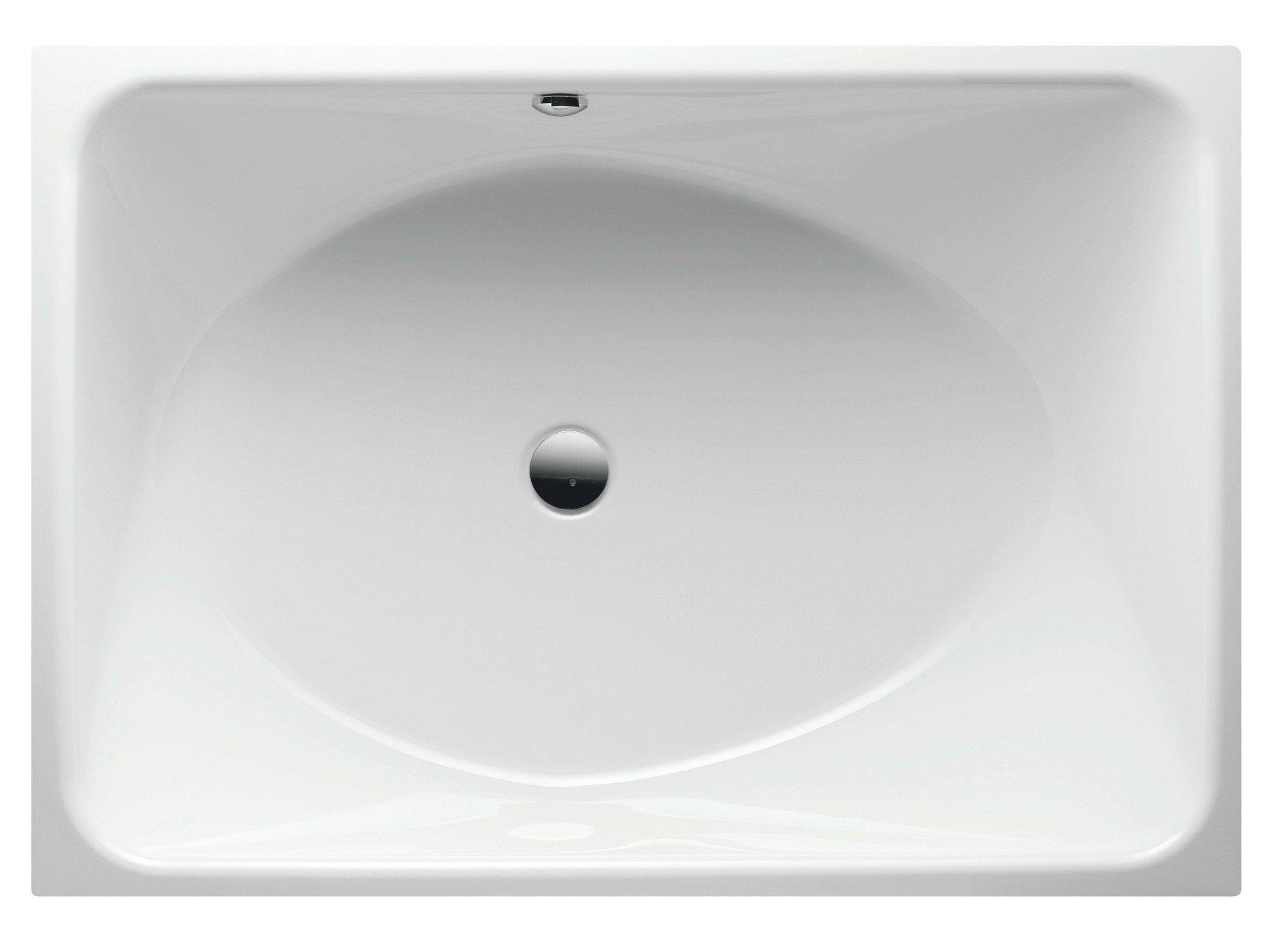 Bettespa vasca da bagno a 2 posti by bette design schmiddem design - Vasche da bagno in acciaio smaltato ...