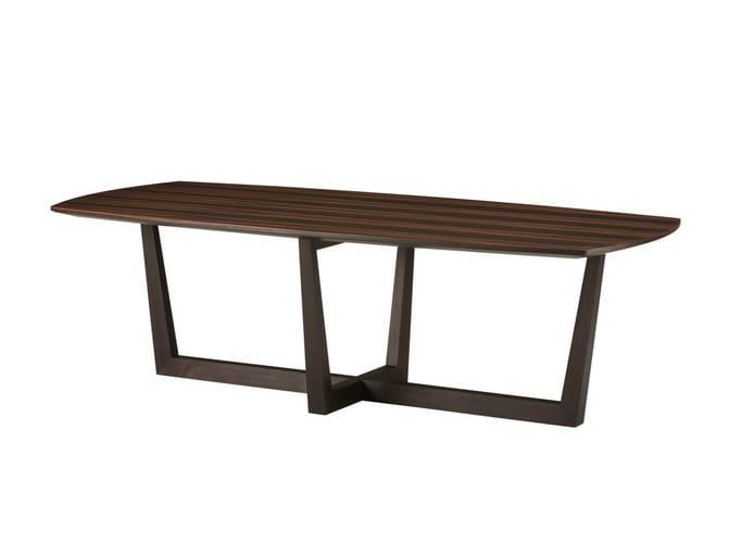 TORINO Table en bois by COLLI CASA