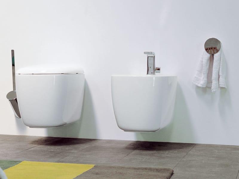 Mono 39 wc sospeso by ceramica flaminia design patrick norguet - Flaminia sanitari bagno ...