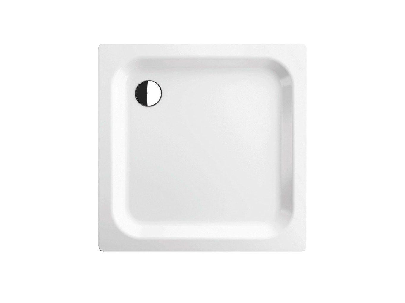 extraflach quadratische duschwanne by bette. Black Bedroom Furniture Sets. Home Design Ideas