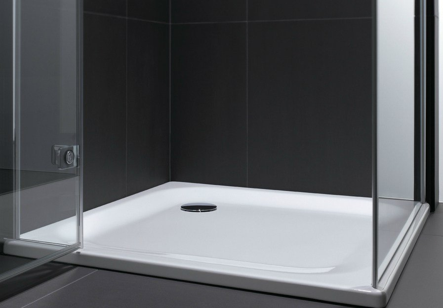 superflach rectangular shower tray by bette. Black Bedroom Furniture Sets. Home Design Ideas
