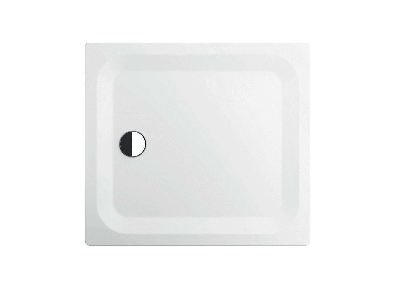superflach quadratische duschwanne by bette. Black Bedroom Furniture Sets. Home Design Ideas