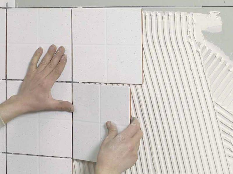 Posare piastrelle muro confortevole soggiorno nella casa - Posare piastrelle su piastrelle ...
