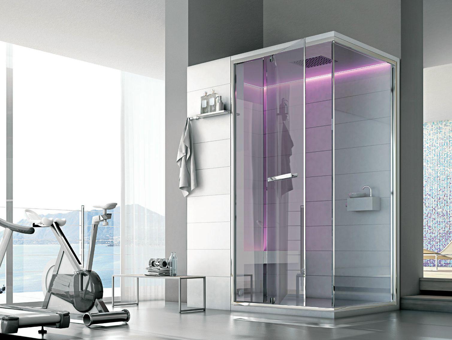 Lade per bagno turco ghibli bagno turco per cromoterapia for Progettazione casa generatore