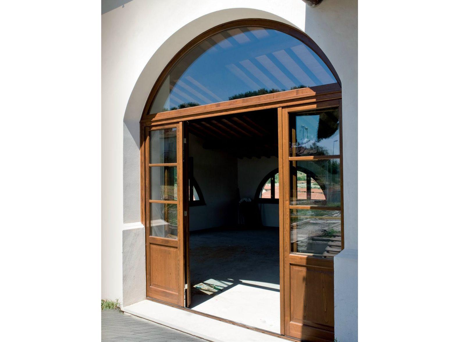 Basic porta finestra by bg legno - Porta finestra in legno ...