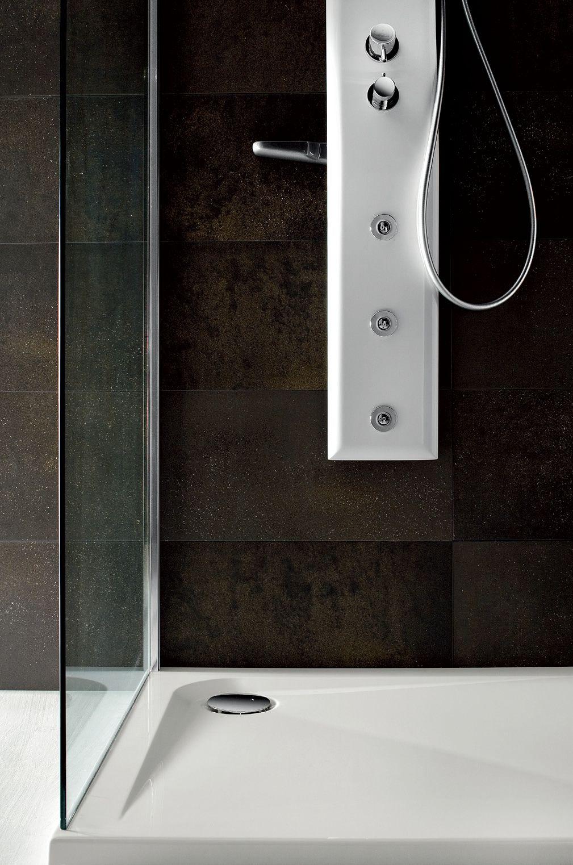 Zeroquattro piatto doccia rettangolare by gruppo geromin - Piatto doccia 140x90 ...