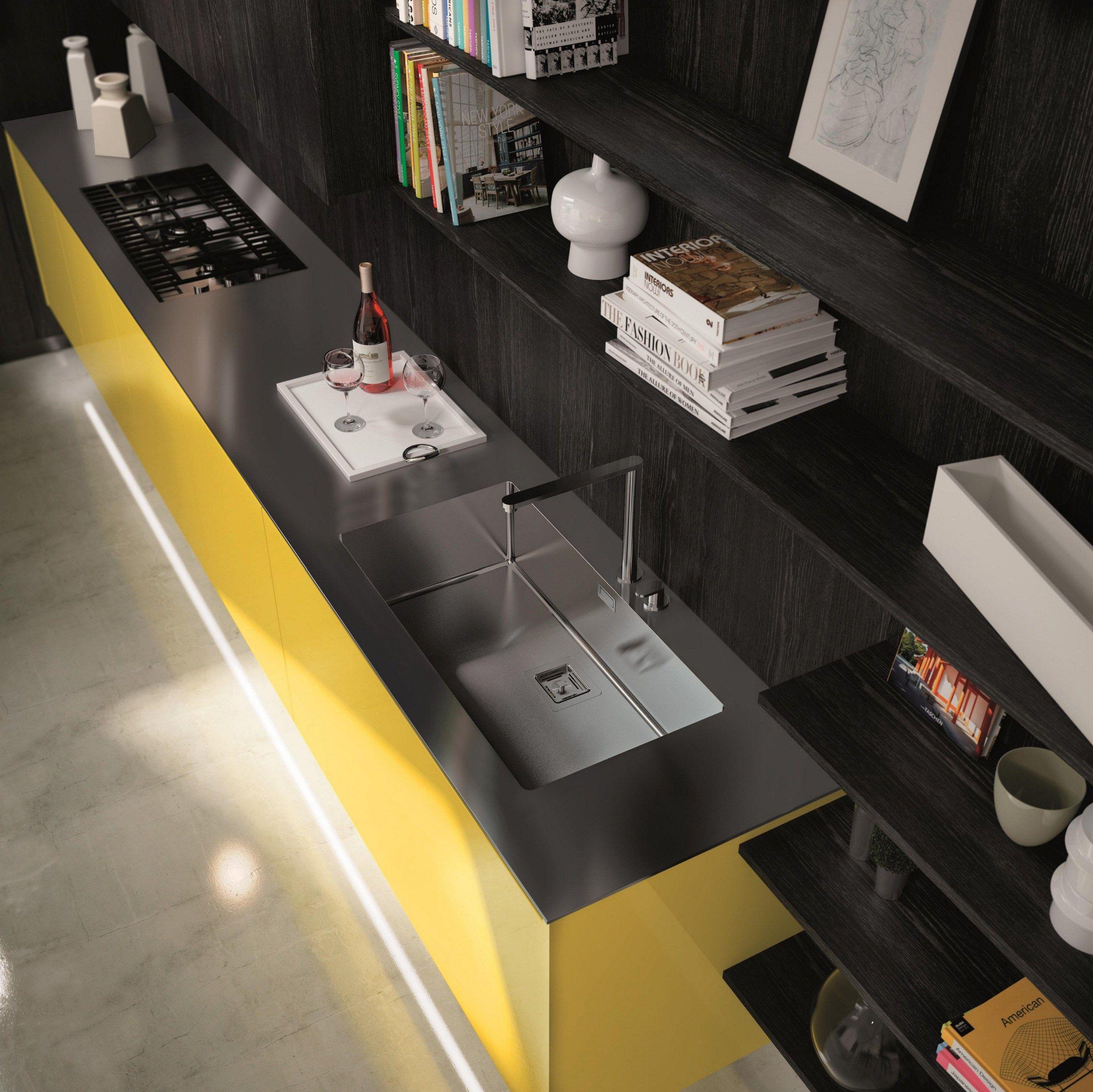 Cuisine int gr e creta by del tongo for Cuisine 3d solidworks