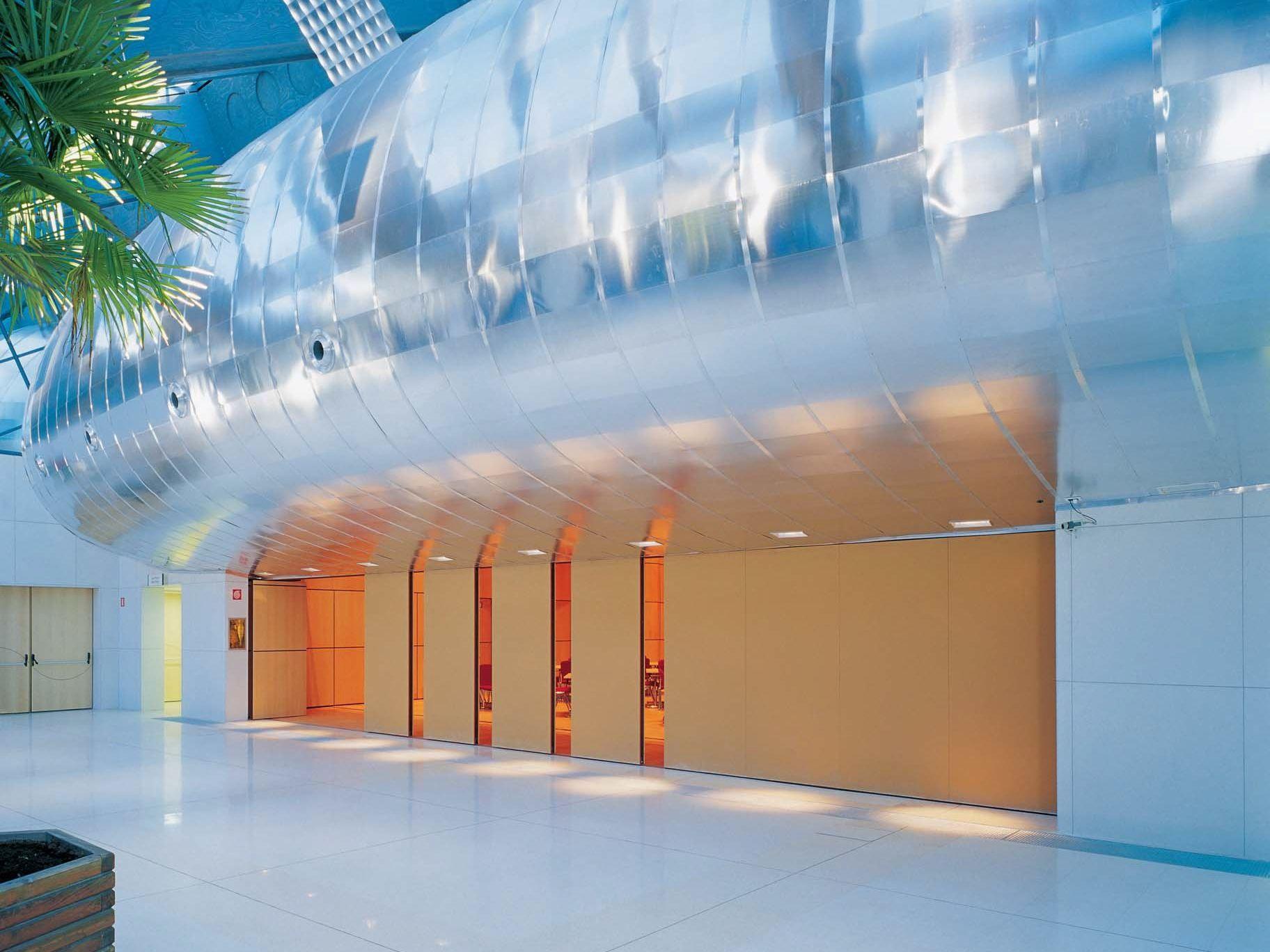 acoustic sliding operable wall rei 60 by estfeller pareti - Pareti Rei