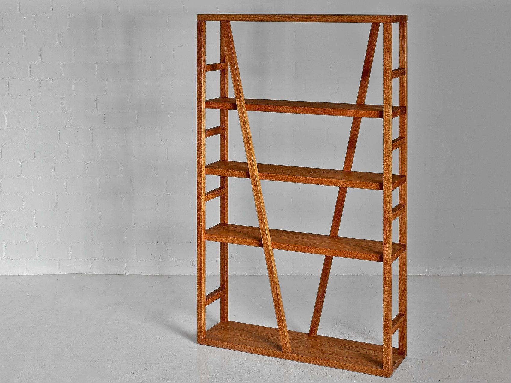 fachwerk biblioth que by vitamin design design gg designart. Black Bedroom Furniture Sets. Home Design Ideas
