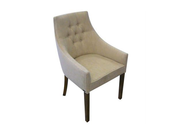 Petit fauteuil capitonn rembourr lounge 1904 petit fauteuil en tissu coll - Petit fauteuil capitonne ...