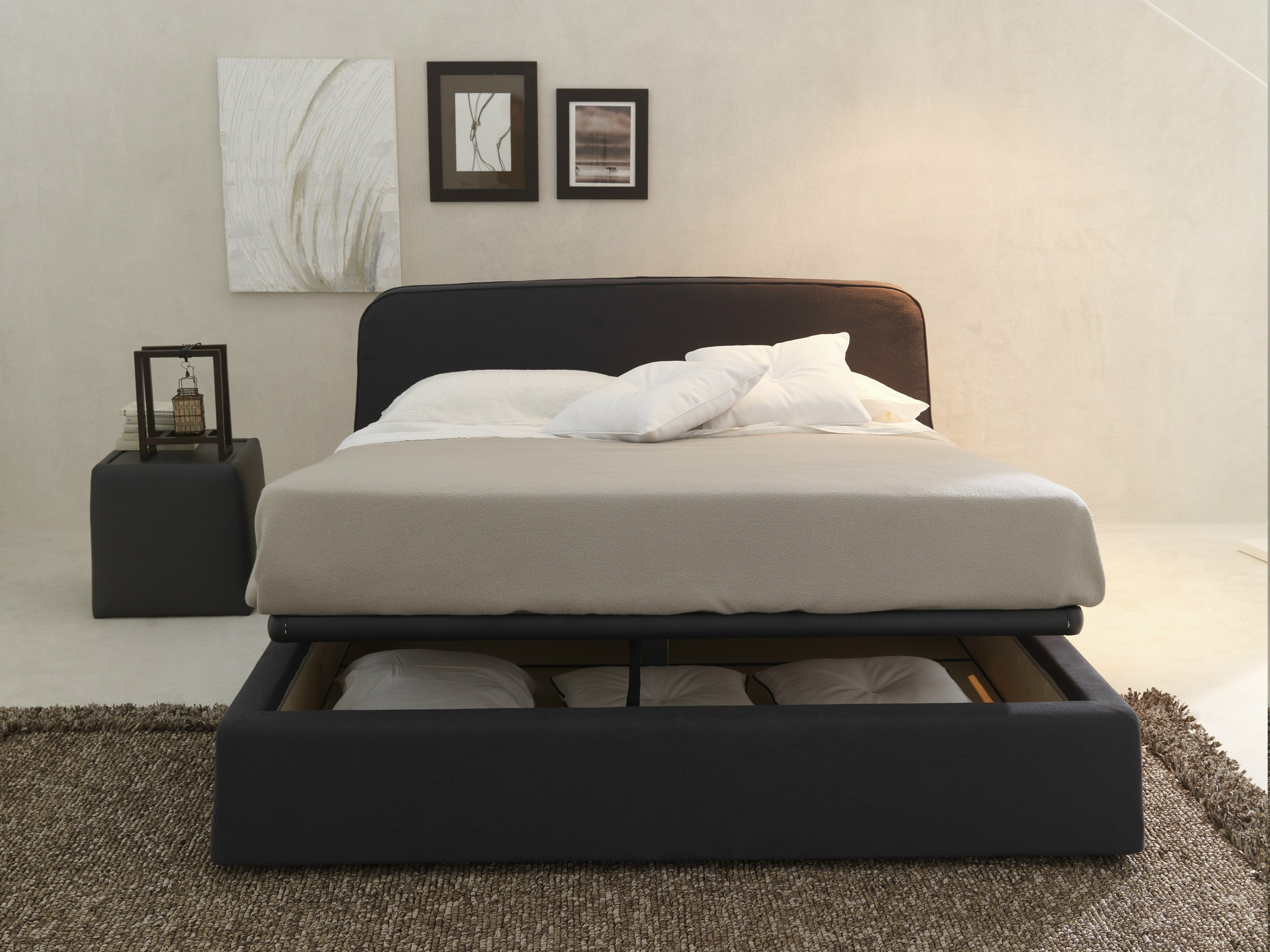Double bed GOLD by Bolzan Letti