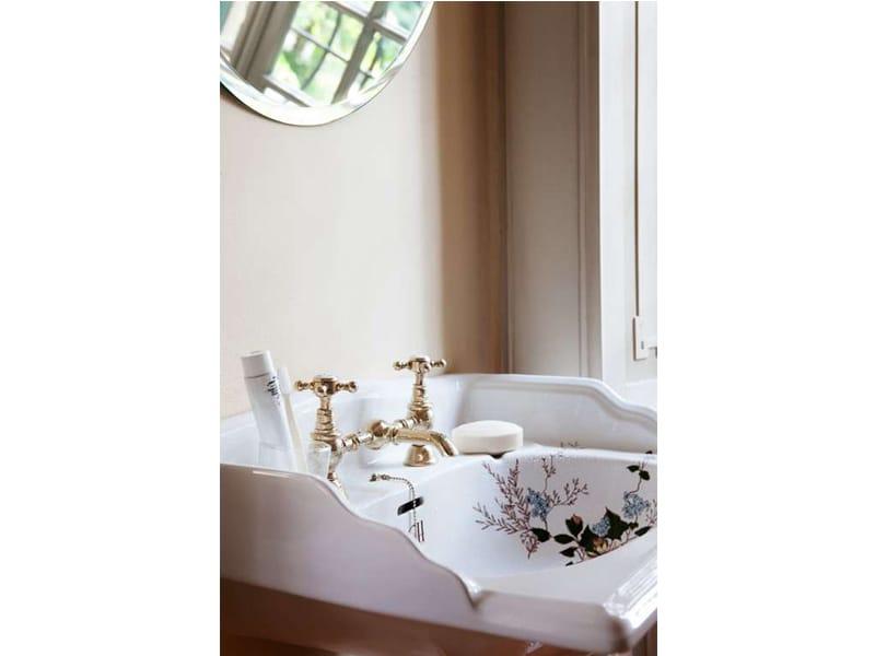 waschbecken mit s ule victorian lavabo colonna decor. Black Bedroom Furniture Sets. Home Design Ideas
