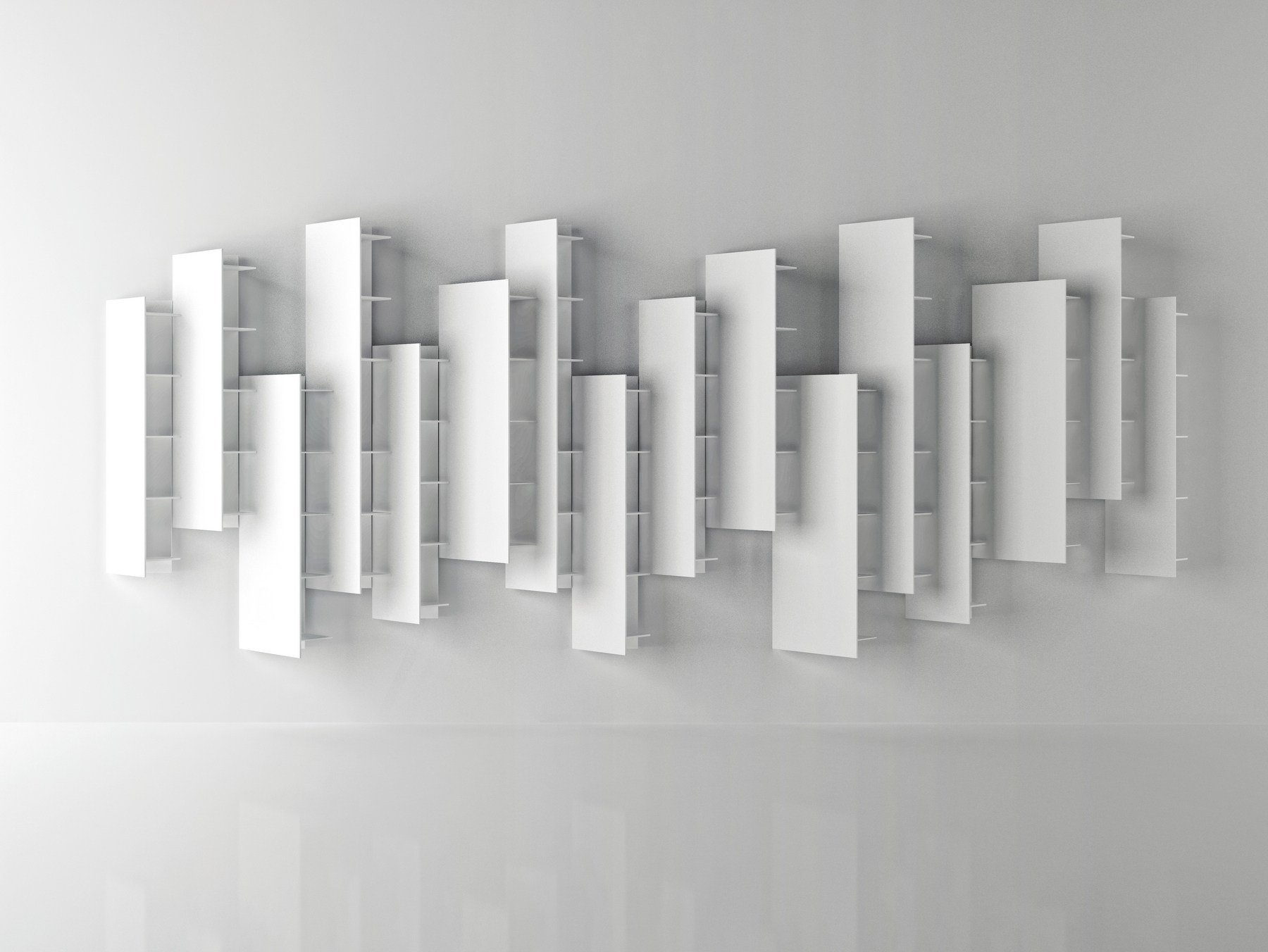 ctline bookcase by boffi design victor vasilev. Black Bedroom Furniture Sets. Home Design Ideas