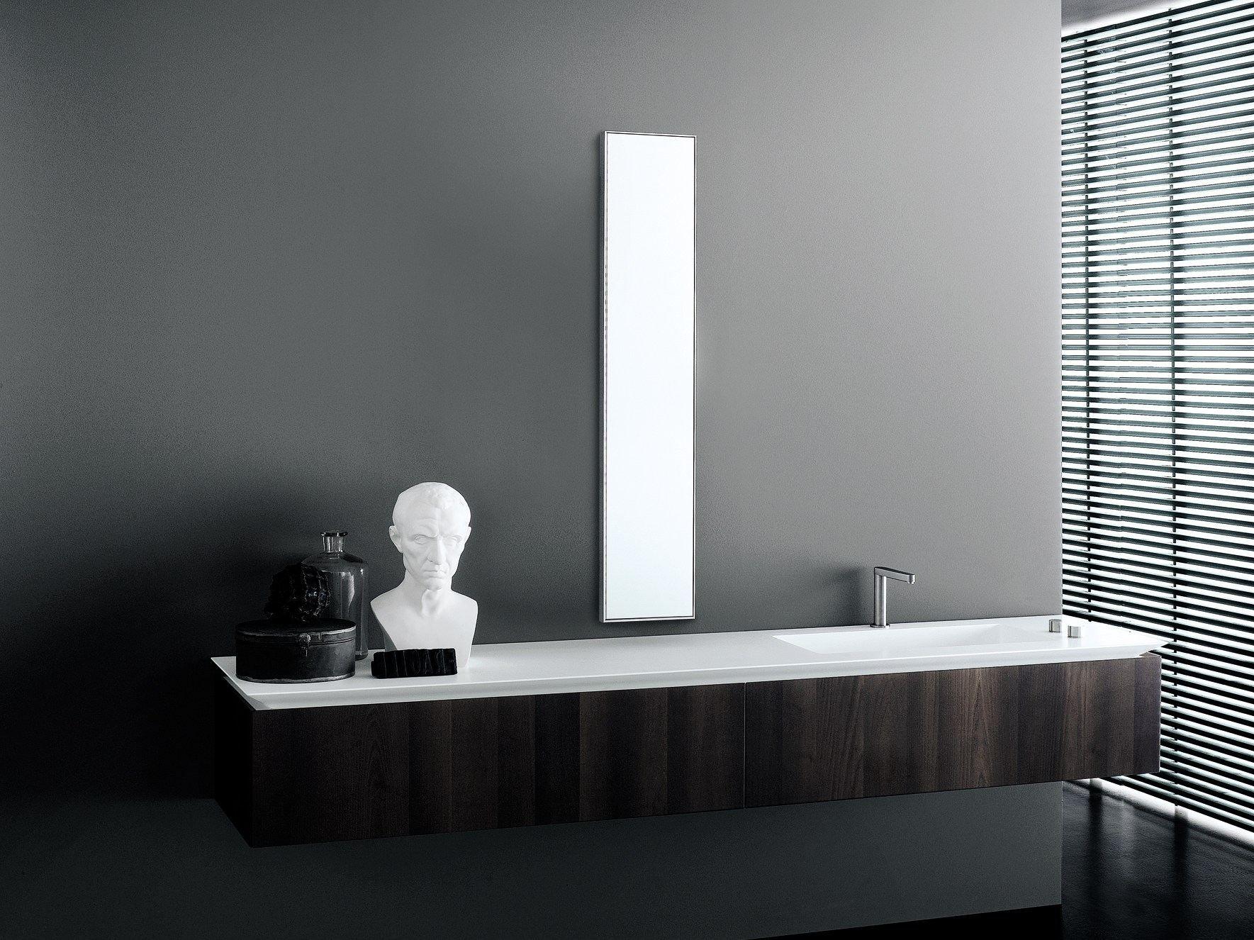 wall mounted vanity unit b14 by boffi design norbert wangen. Black Bedroom Furniture Sets. Home Design Ideas