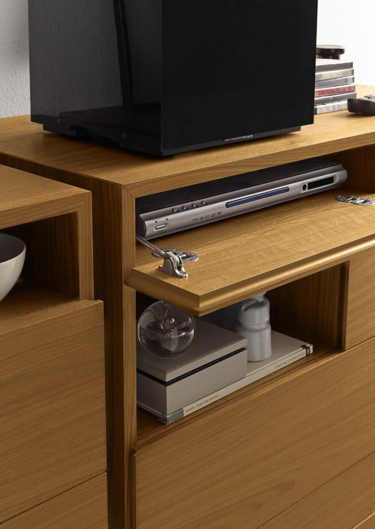 Wing com laccato by presotto industrie mobili design for Presotto industrie mobili