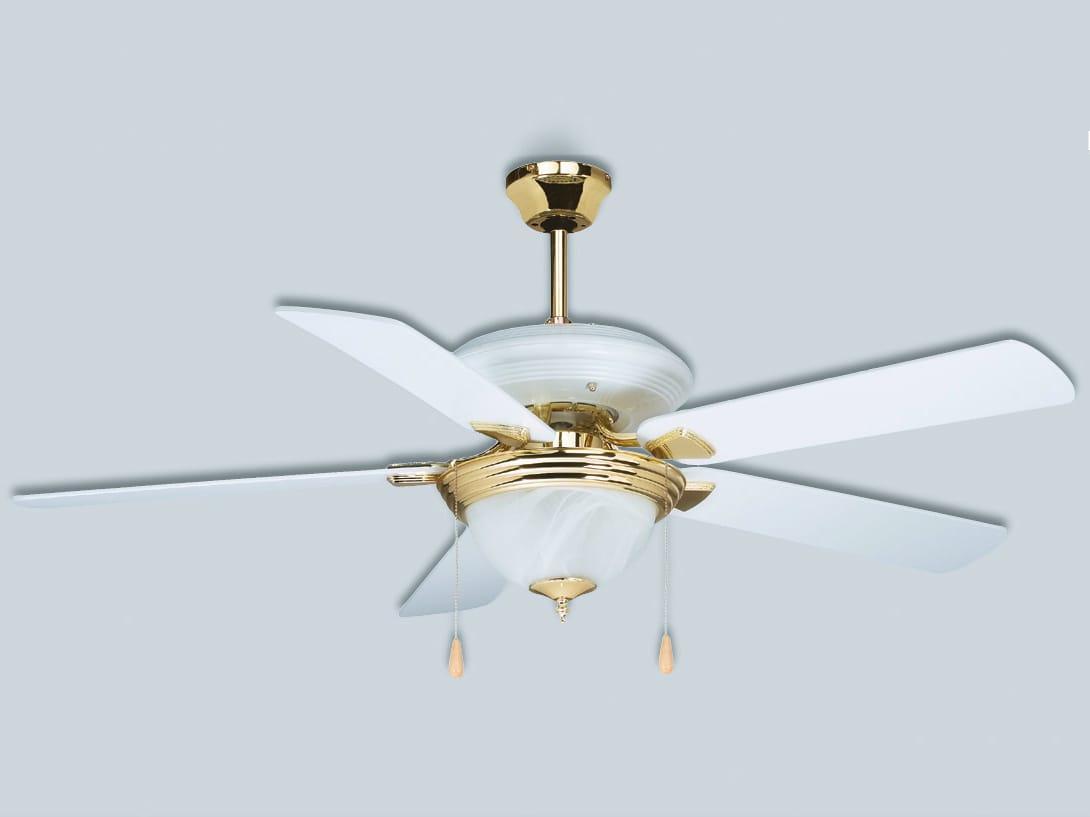 Ventilatori Da Soffitto Design: Ventilatore da soffitto con corpo ...