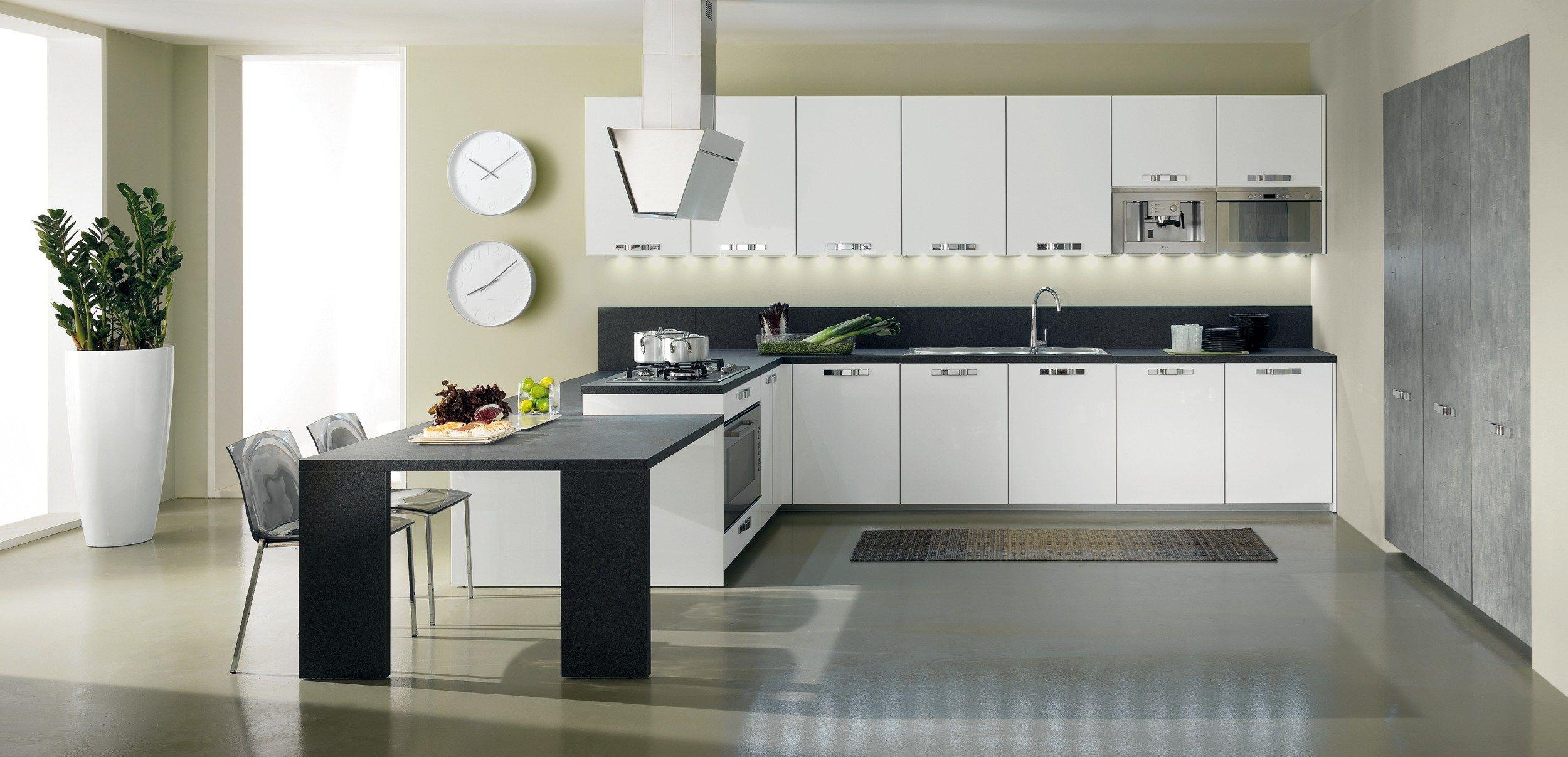 Cucina componibile naxos by del tongo - Cucine del tongo opinioni ...
