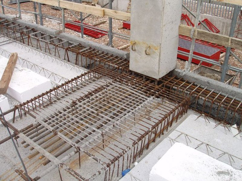Reinforced Concrete Beam : Reinforced concrete beam for bridge trave by ape