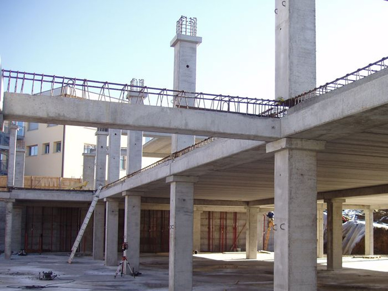 Rcc Columns And Beams : Reinforced concrete beam for bridge trave by ape