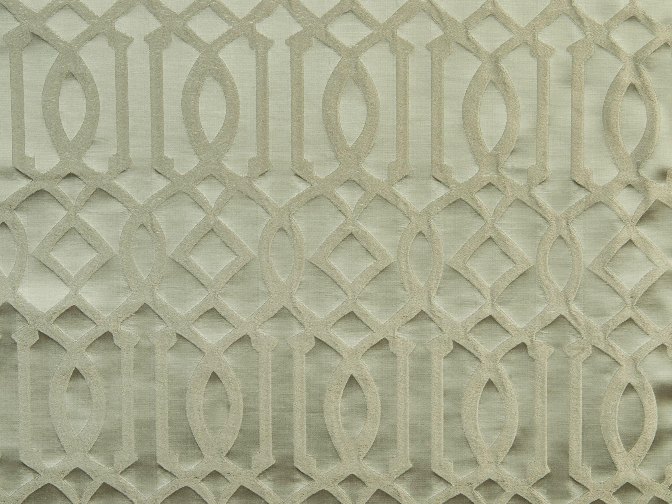grafischer stoff f r gardinen master trellis by aldeco interior fabrics. Black Bedroom Furniture Sets. Home Design Ideas
