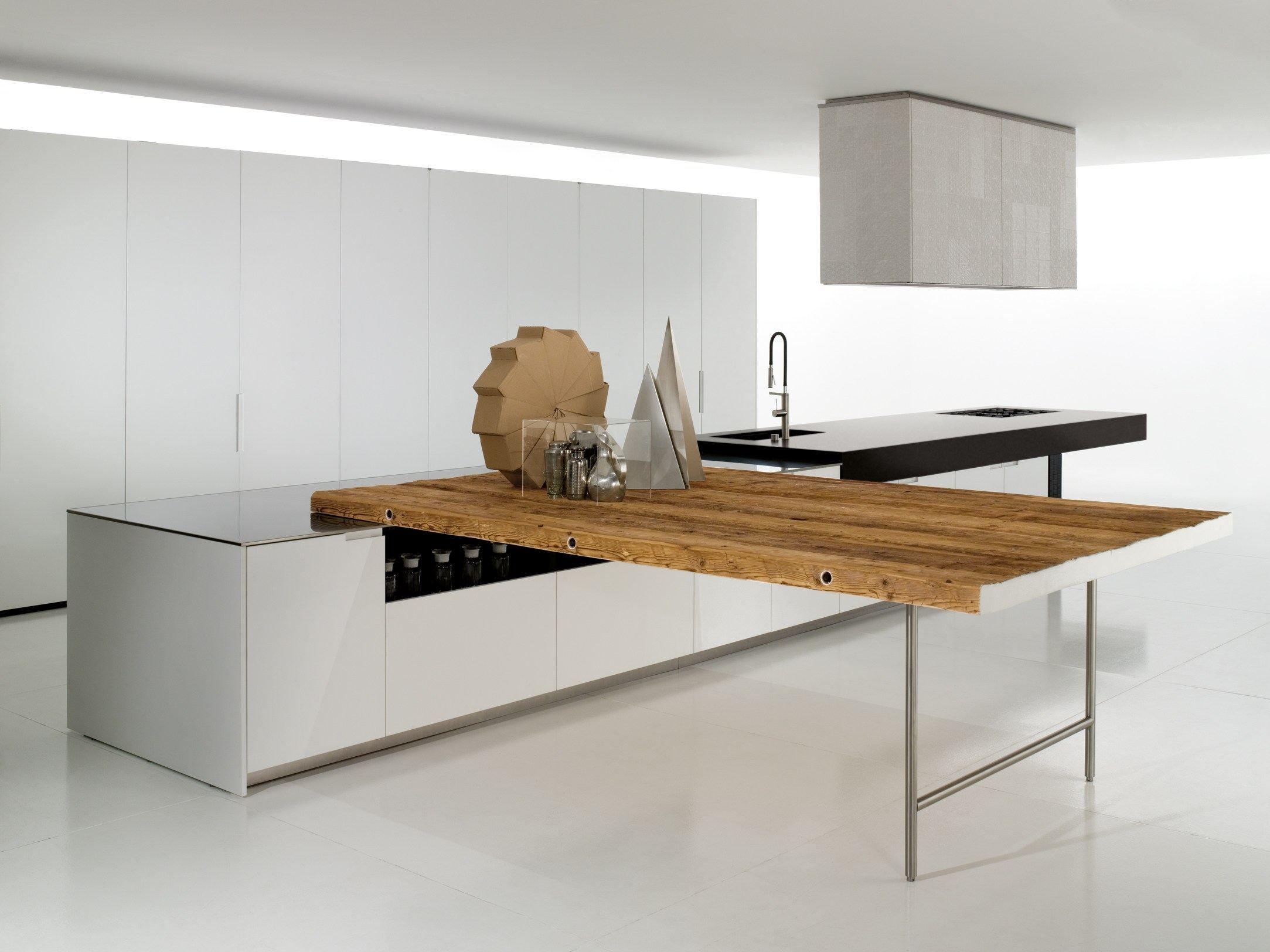 Configurazione isola duemilaotto by boffi design piero lissoni - Mobili occasioni design ...