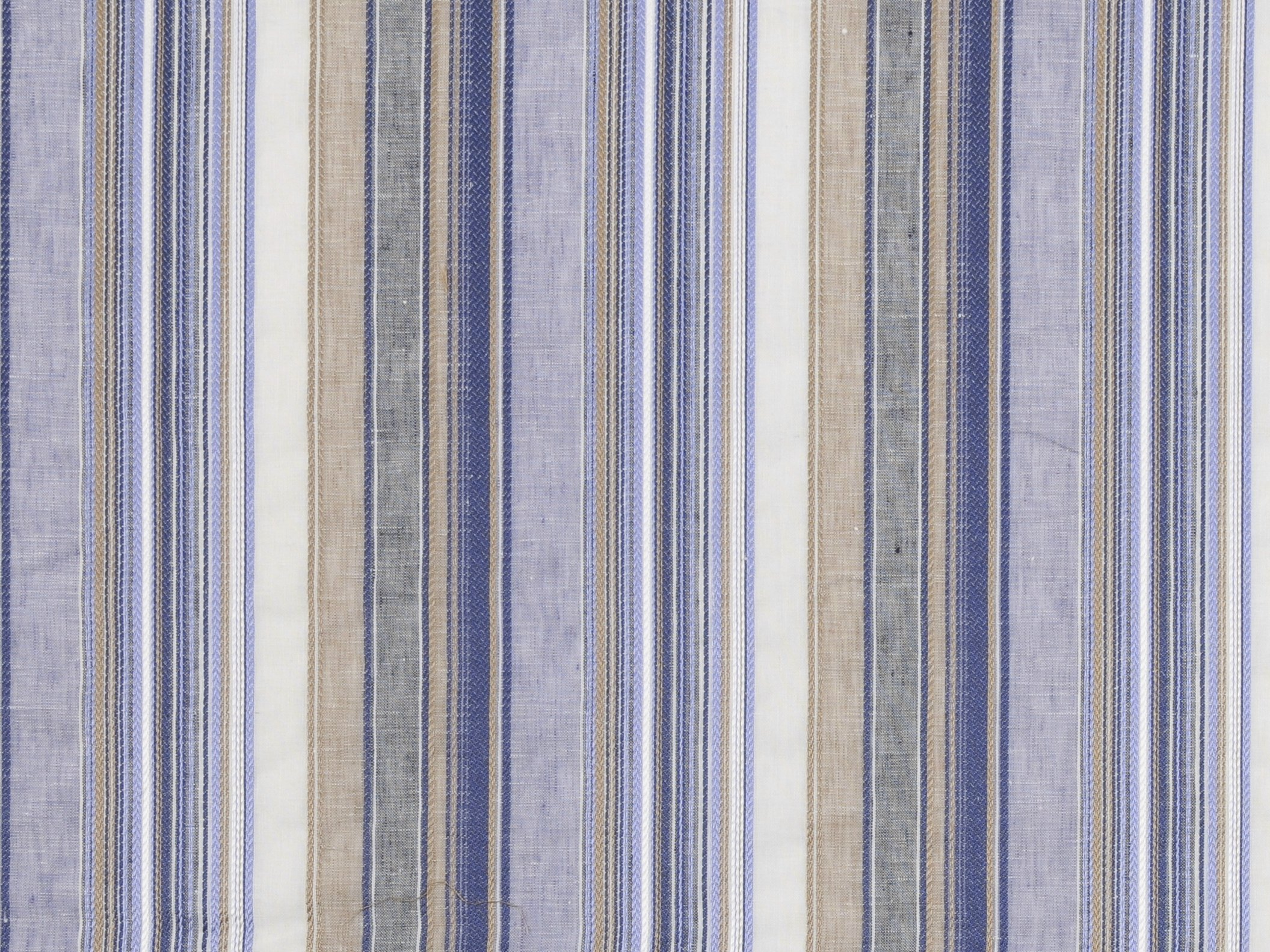 Tissu d 39 ameublement rayures candy by aldeco interior for Tappezzeria a righe