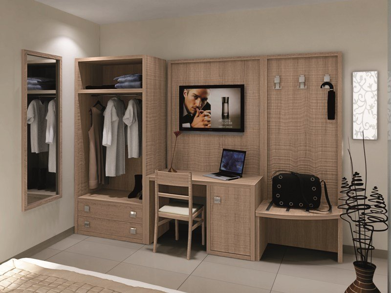Fashion bureau pour chambre d h tel by mobilspazio contract of