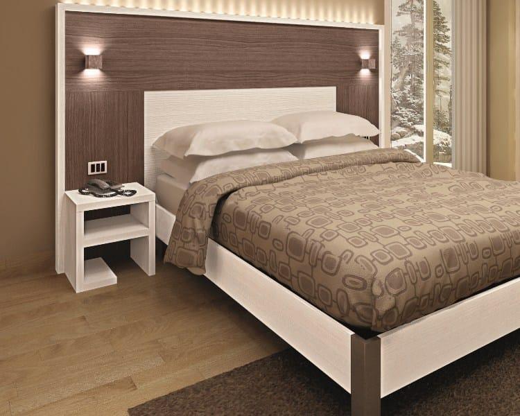 fashion lit pour chambre d 39 h tel by mobilspazio contract. Black Bedroom Furniture Sets. Home Design Ideas