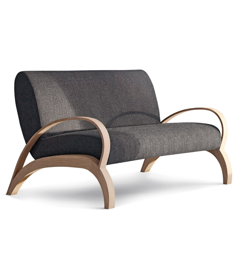 Divano a 2 posti spring sofa by passoni nature design for Sofa divano