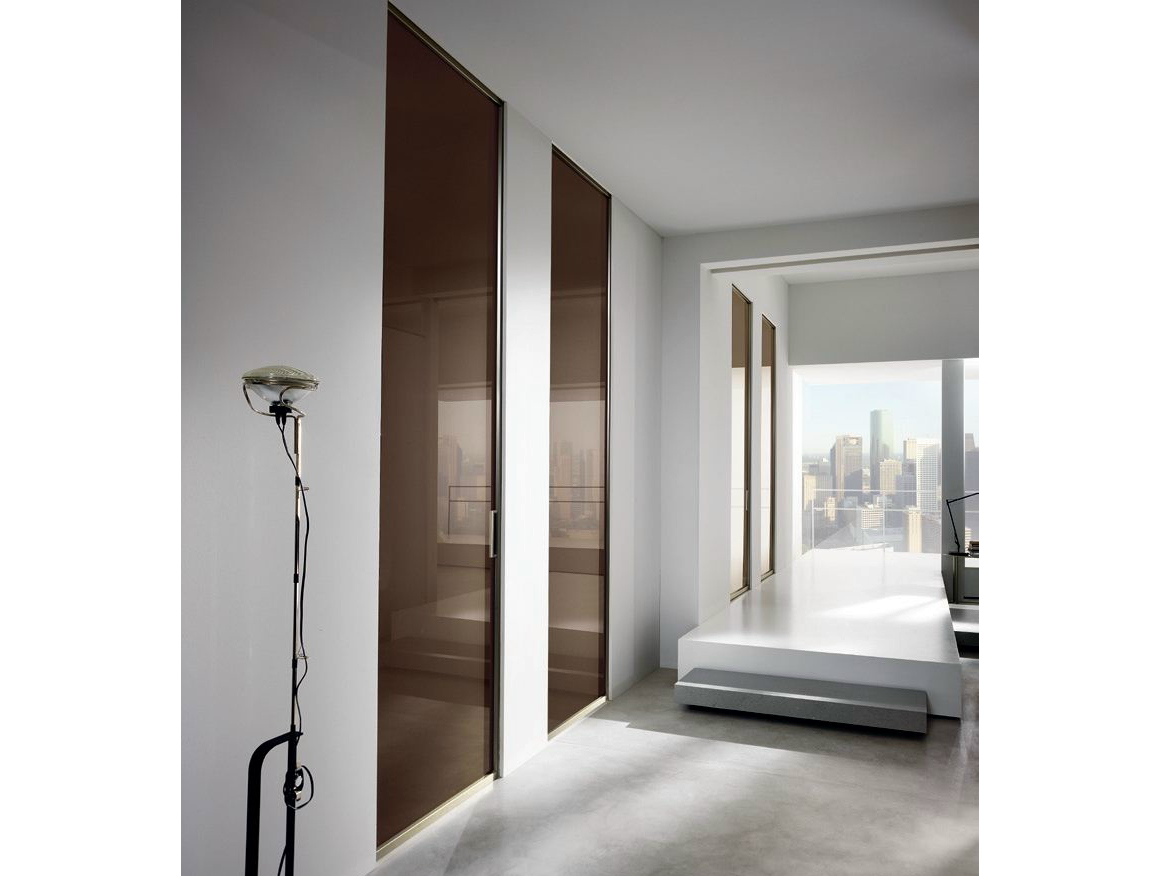 Gdesigner pocket sliding door by garofoli for Pocket screens sliding doors