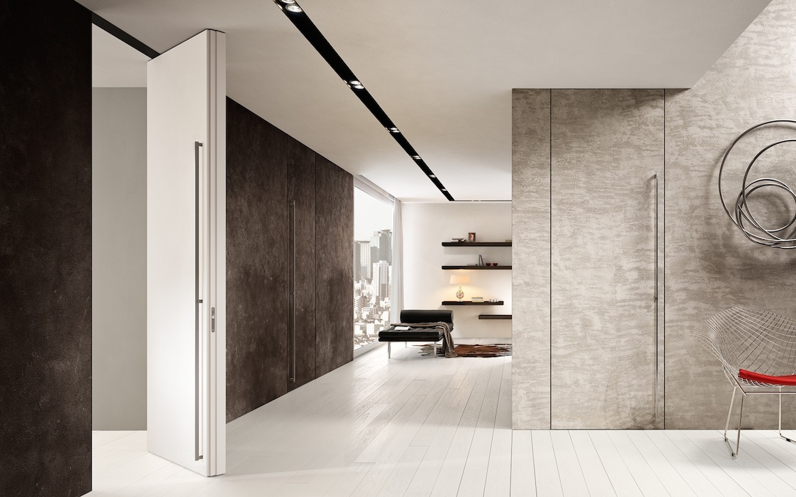 Filomuro porta in cemento by garofoli - Porta a muro ...
