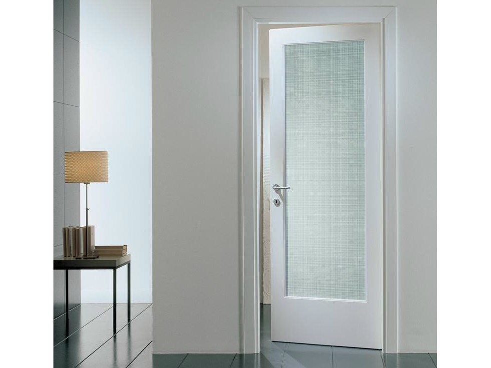 Pangea puerta de vidrio laminado by garofoli for Puertas de entrada con vidrio