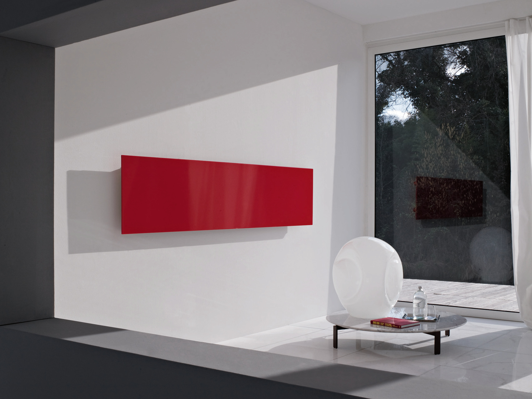 Square termoarredo orizzontale by tubes radiatori design - Termoarredo orizzontale bagno ...