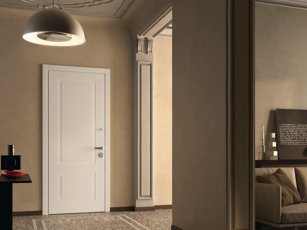 Miraquadra porta d 39 ingresso blindata by garofoli - Garofoli porte blindate ...