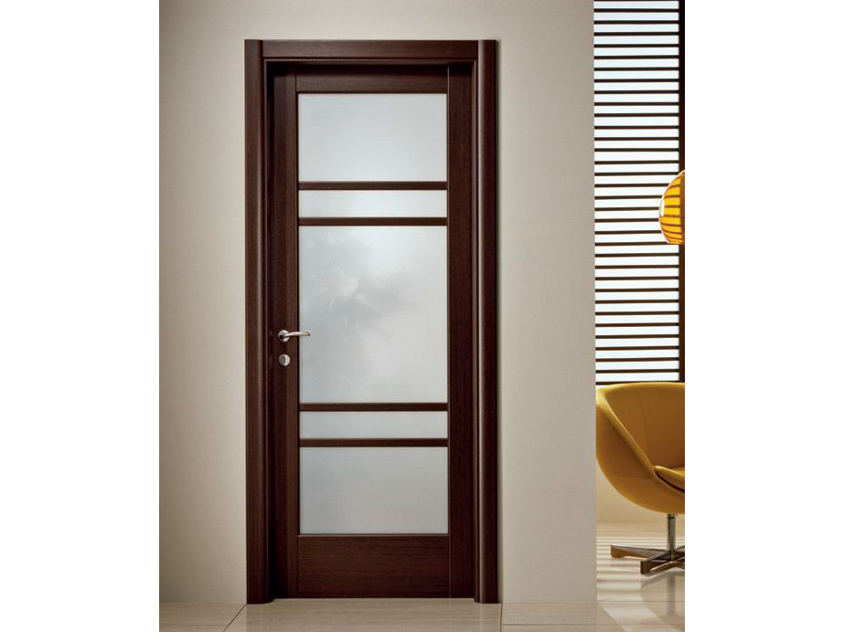 Xosia puerta de vidrio esmerilado by gidea - Puertas de vidrios ...
