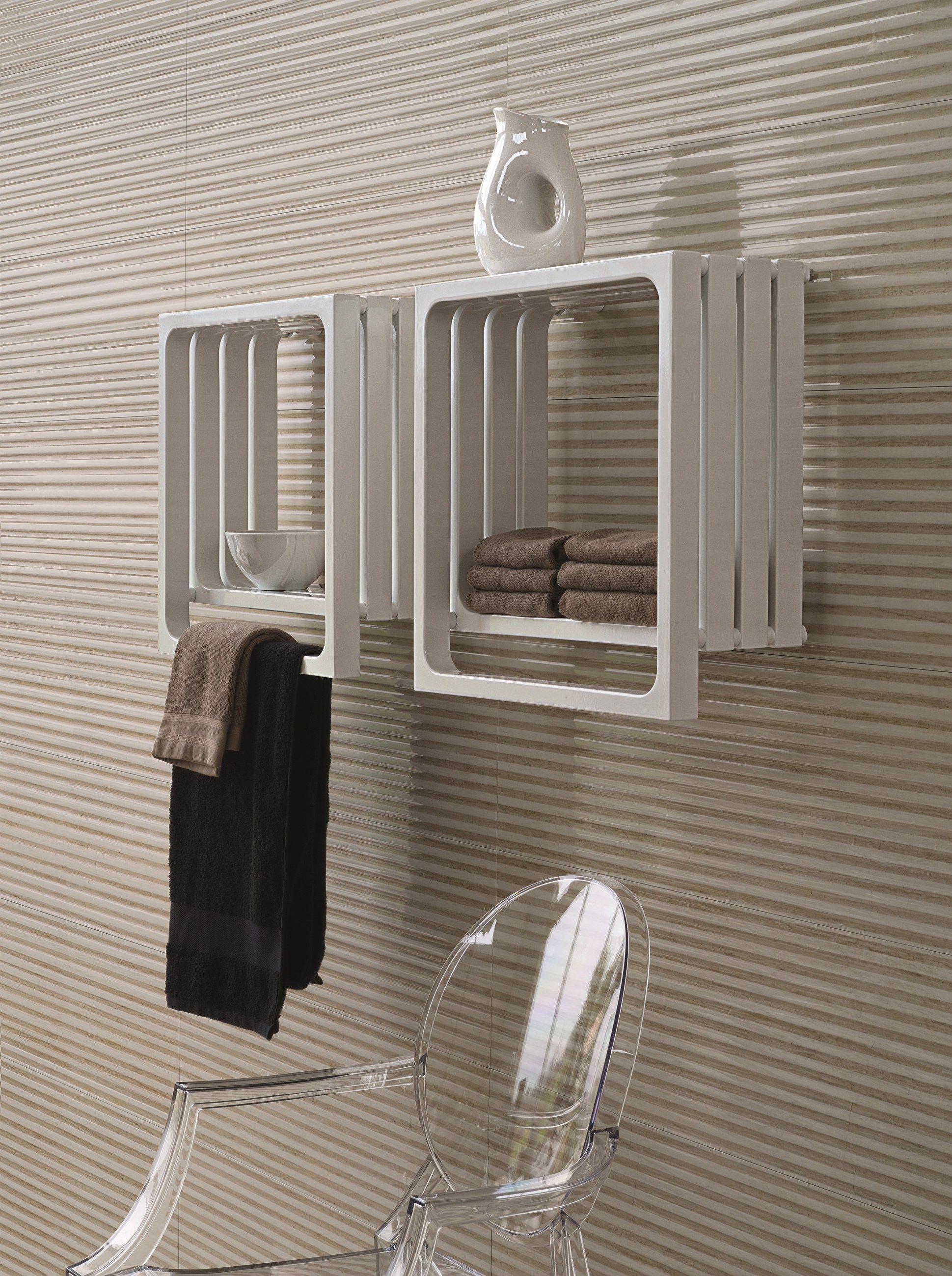 Montecarlo secatoallas by tubes radiatori dise o peter for Radiador secatoallas