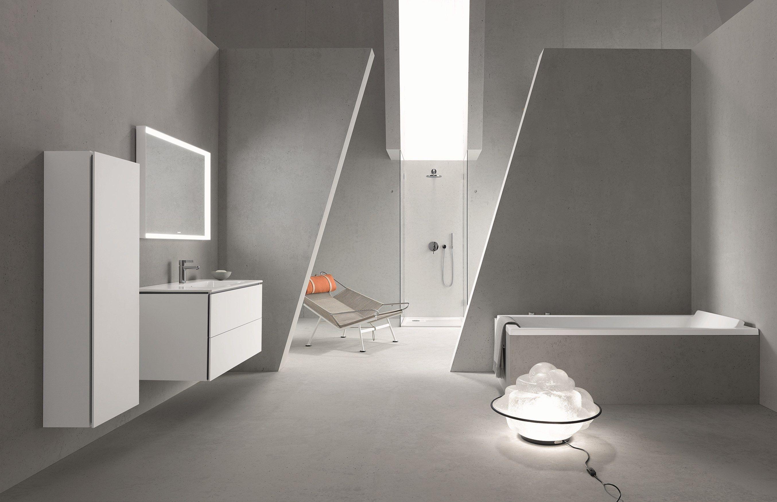 Rechteckige Badewanne aus Acryl STARCK  Badewanne aus Acryl - DURAVIT