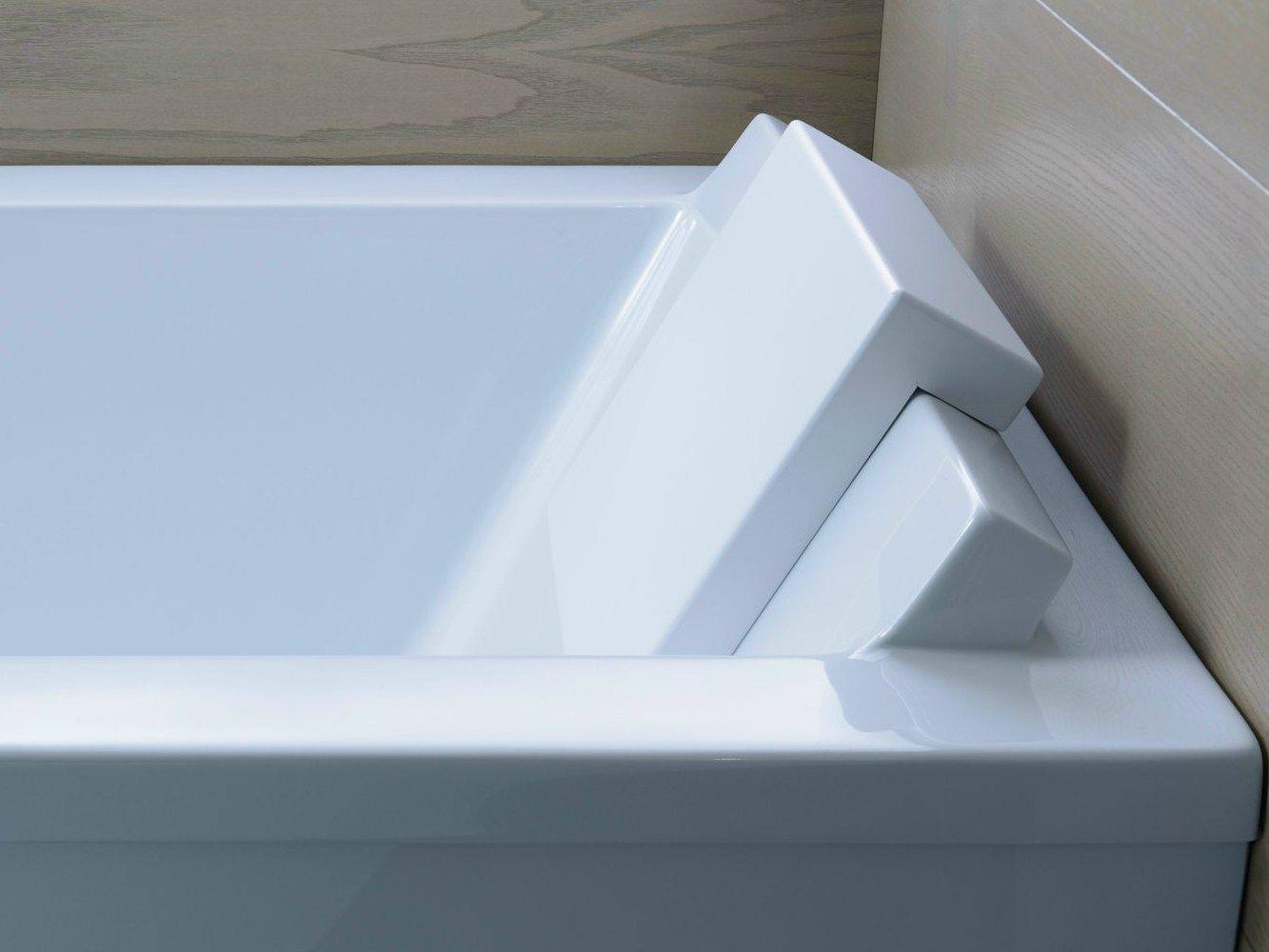 Starck vasca da bagno rettangolare by duravit design philippe starck - Vasca da bagno duravit ...