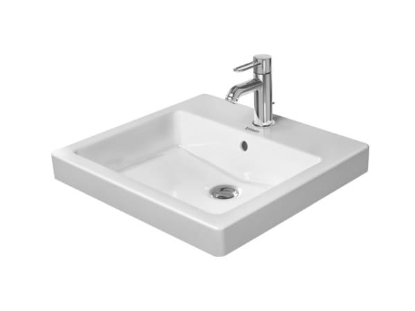Vasque Encastrer Rectangulaire En C Ramique Collection