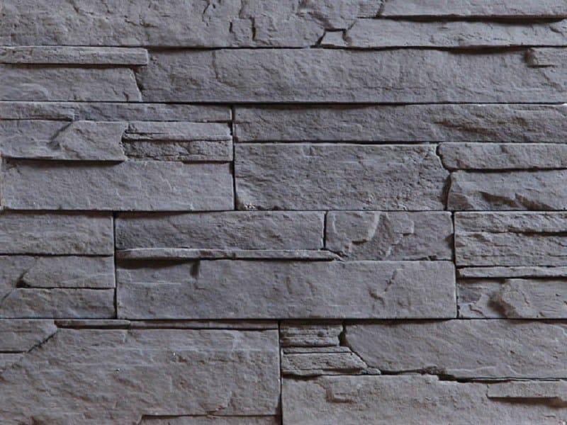 Revestimiento de fachada piedra artificial montana light - Revestimientos de piedra ...